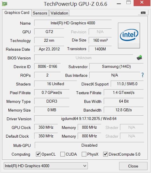 Samsung Ativ Tab7-TechPower Up