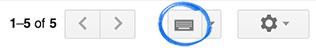 Gmail nastavenia