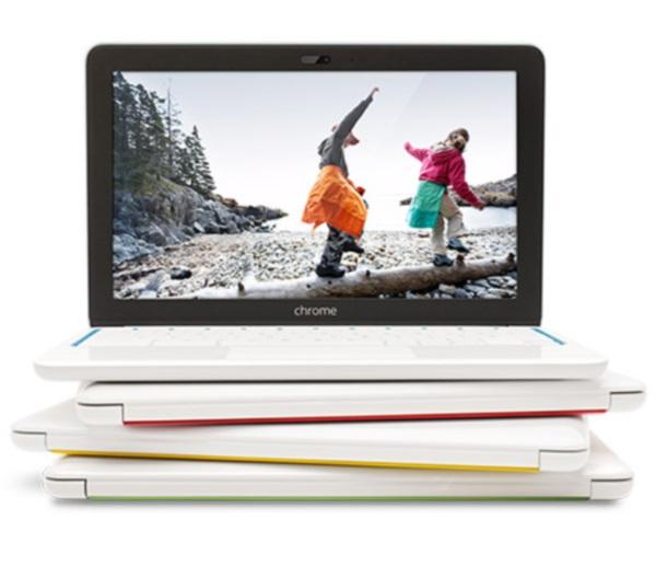 HP chromebooks 11