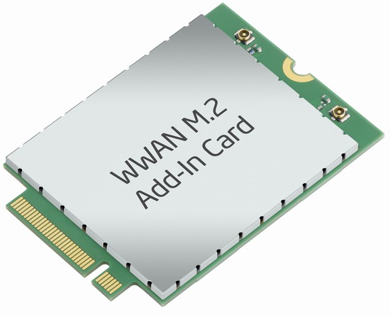 Intel XMM 7160 LTE