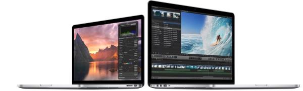 MacBook Pro 13 a 15 palcove