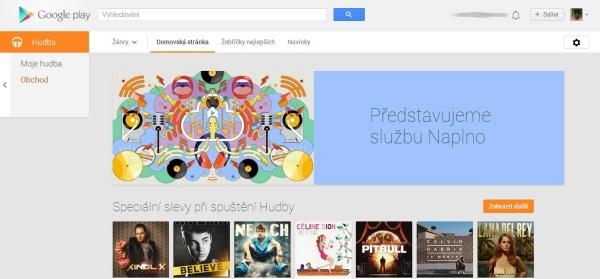 google-play-music web