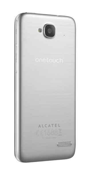 Alcatel OneTouch Idol Mini Silver