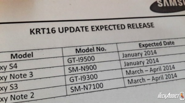 samsung update 4.4