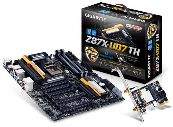 Gigabyte Z87X-UD7 TH 01