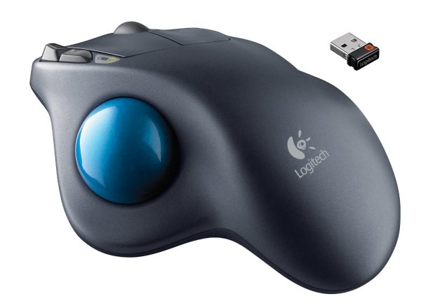 Logitech Wireless Trackball M570-8