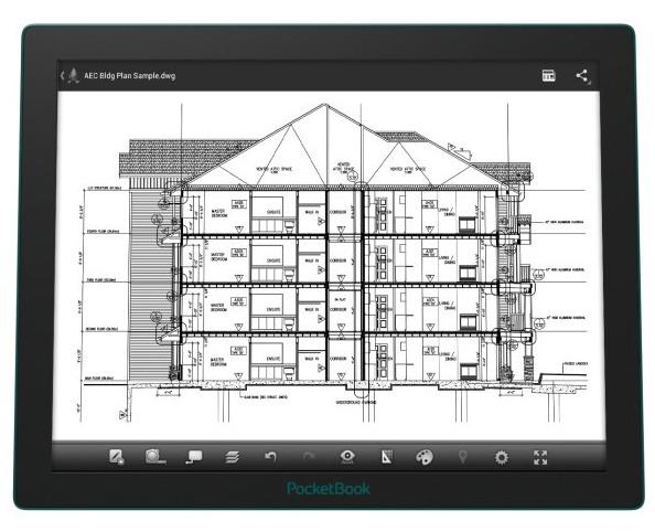 PocketBook CAD Reader 01