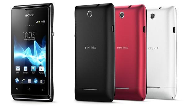 Sony Xperia E-6