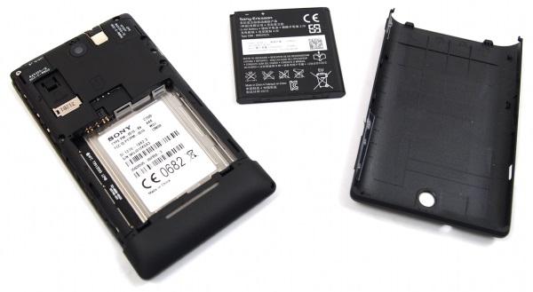 Sony Xperia E-8