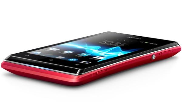 Sony Xperia E-9