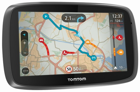 TomTom GO 3D mapy