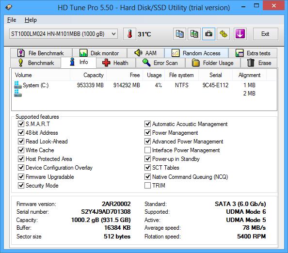 ASUS_N550LF_HD_Tune_Info