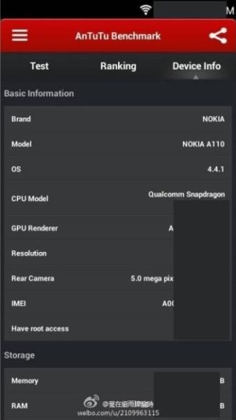 Android Nokia-3