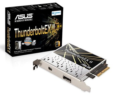 Asus ThunderboltEX II