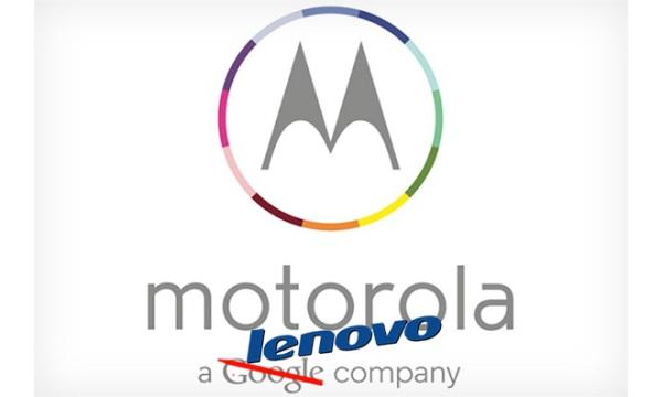 Lenovo a Motorola