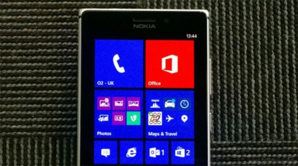 Nokia aktualizacia black