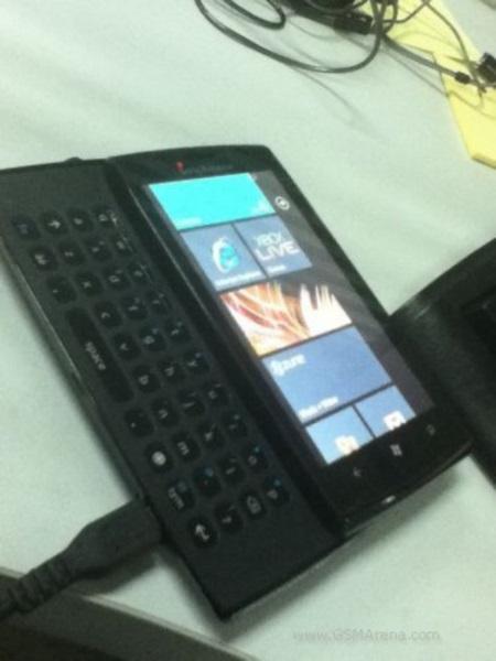 Prototip Sony WP