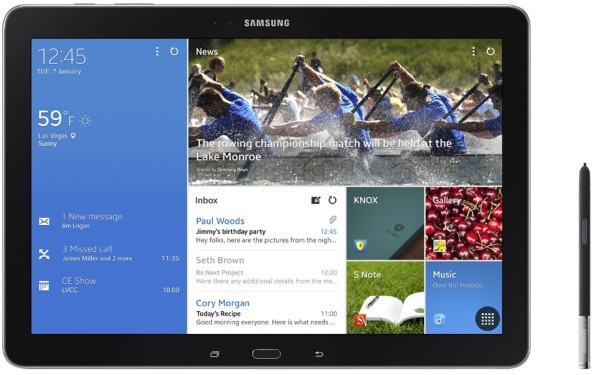 Samsung Galaxy Note Pro-1
