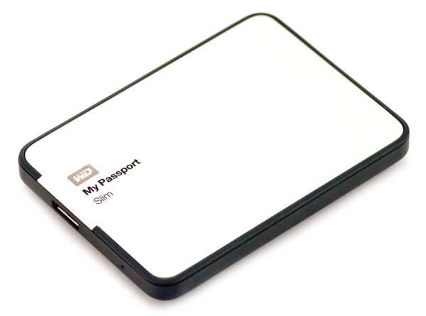 Western Digital My Passport Slim 1 TB