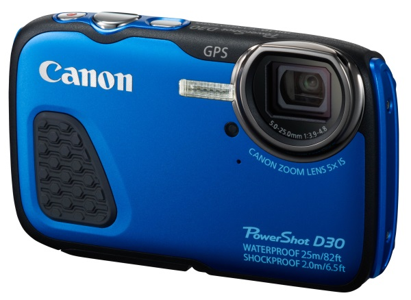 Canon PS D30 BLUE FSL
