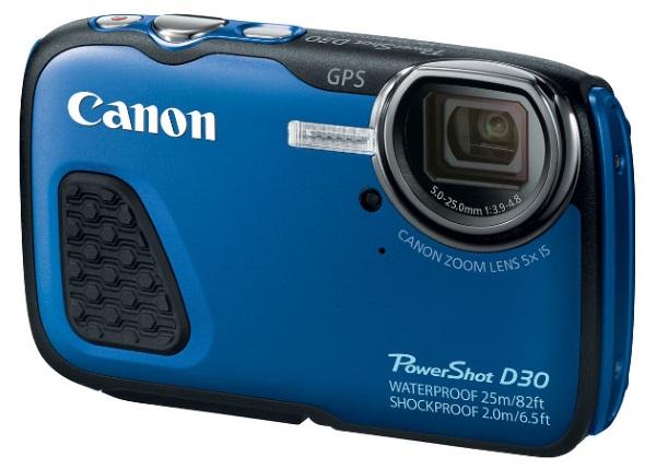 Canon PowerShot-D30
