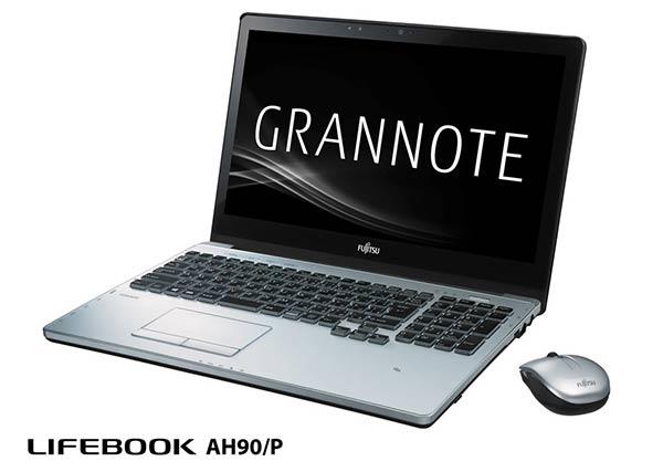 Fujitsu Grannote 01