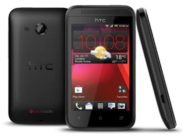 HTC Desire 200-7