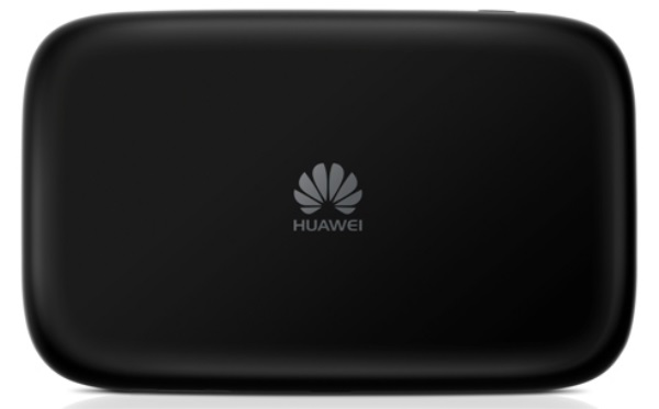 HUAWEI E5786_Black_Horizontal_Back_Product photo_EN_JPG_20140214_
