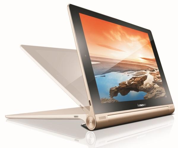 Lenovo Tablet Yoga 10 HD+ Gold