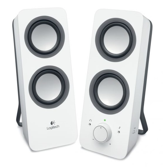 Logitech Multimedia Speakers Z200 front II