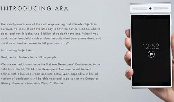 Projekt Ara