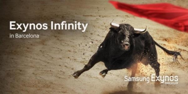 Samsung Exynos Infinity