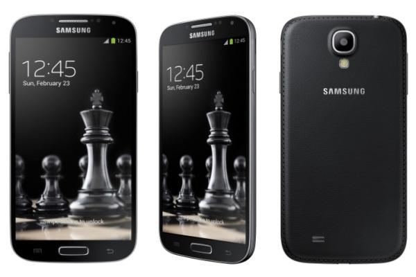 Samsung Galaxy Black Edition