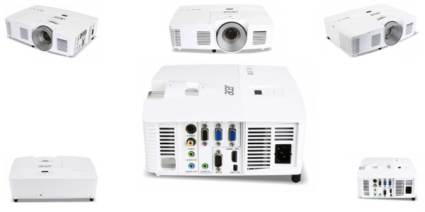 Acer H5380BD projector-2