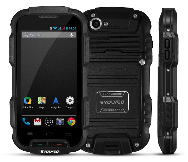 Evolveo StrogPhone Q4