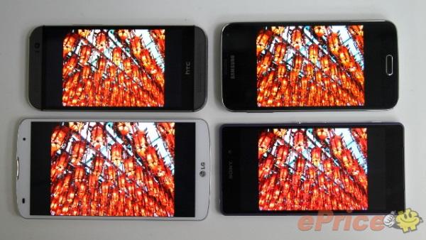 Galaxy-S5-One-M8-Xperia-Z2-G-Pro-2-porovnanie-2