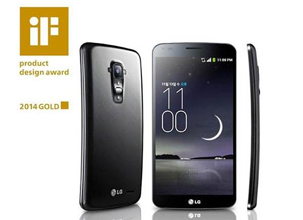 LG G Flex - ocenenie