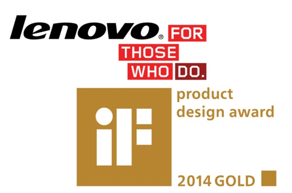 Lenovo IF Award