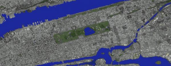 Minecraft Manhattan
