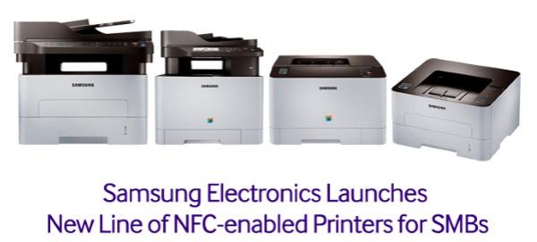 Samsung-NFC-tlaciarne