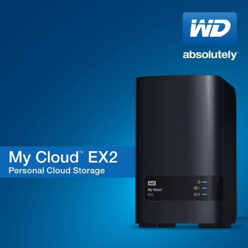 Western Digital My Cloud EX2 03