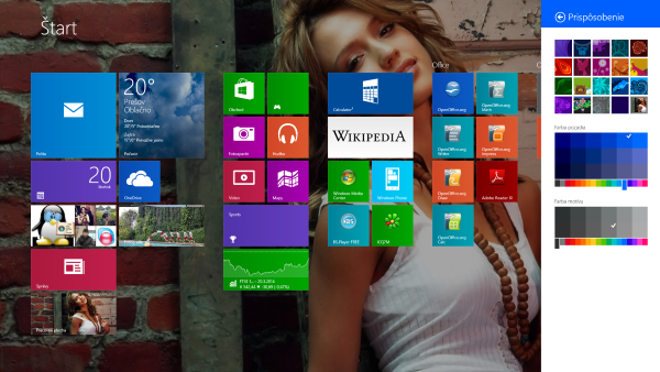 windows 8.1 update1 prisposobenie