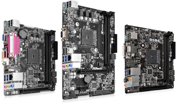 ASRock AMD AM1 01