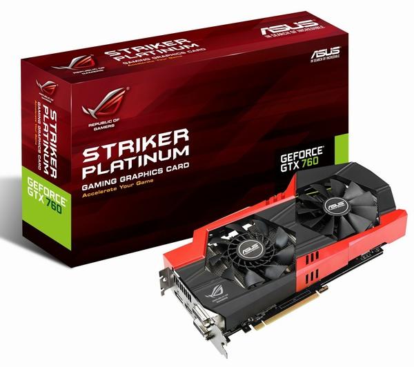 ASUS ROG Striker GTX 760 Platinum