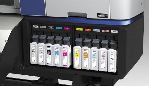 Epson Ultrachrome GSX Ink