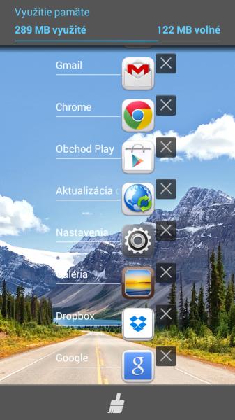 Huawei Acsend Y530-Multitasking