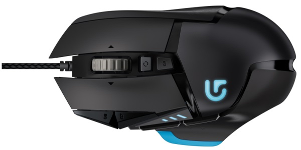 Logitech G502 Proteus Core Tunable Gaming Mouse 03