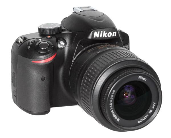 Nikon D3200 II