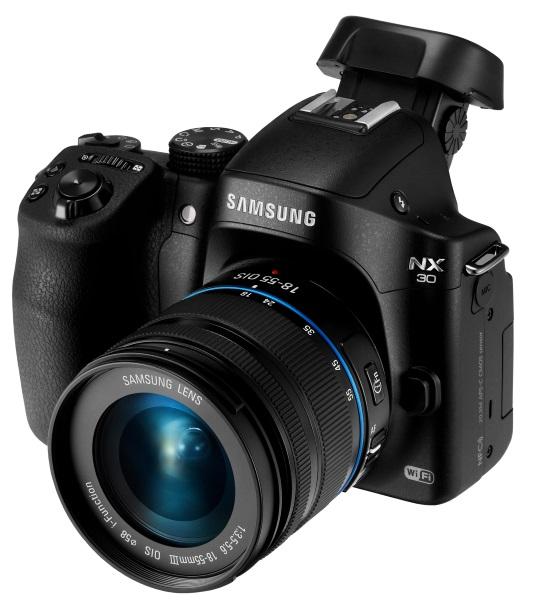 Samsung Smart Camera NX30