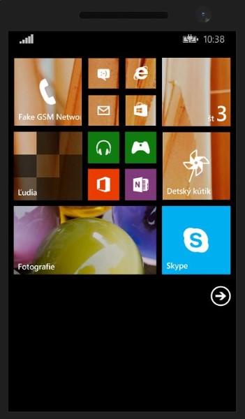 Windows Phone SDK II more tiles (Custom)
